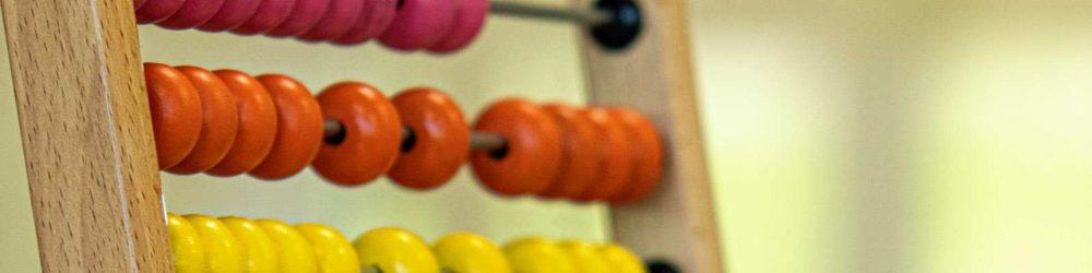 Teil eines Abacus